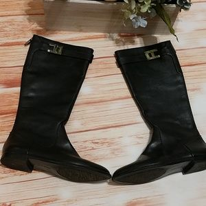 Calvin Klein black boots. Size 7.5